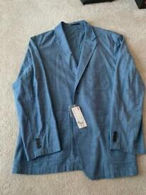 Gents UniQlo Cotton Jacket (new with tags)