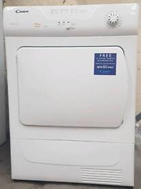 CANDY 8 KG CONDENSER DRYER **FREE LOCAL DELIVERY 3 MONTHS GUARANTEE*
