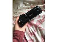 Canon Legria HF606