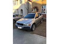 Volvo xc90 d5 2.4
