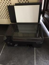 Hp printer and scanner