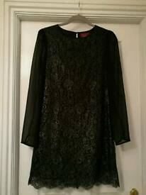 Ladies Ted Baker shift dress. Size 1