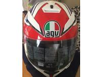 Agv limited edition brand new