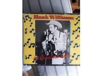 Hank williams double cd