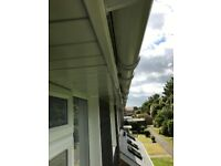Facias, soffits and guttering fitting