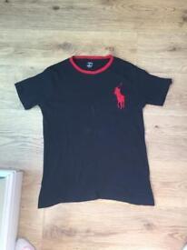 Black Ralph Lauren top