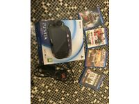 Playstation Vita (PS Vita) Wifi BOXED bundle - Like NEW - inc. games and accessories