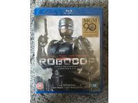 Robocop (Remastered) Bluray New & Sealed