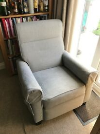 Chair IKEA Muren Grey