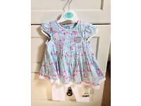Girls 0-3 months summer outfit - Never worn still with tags. Reduced Price