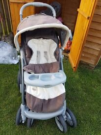 2 in 1 graco travel system
