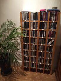 CD rack from habitat - £45