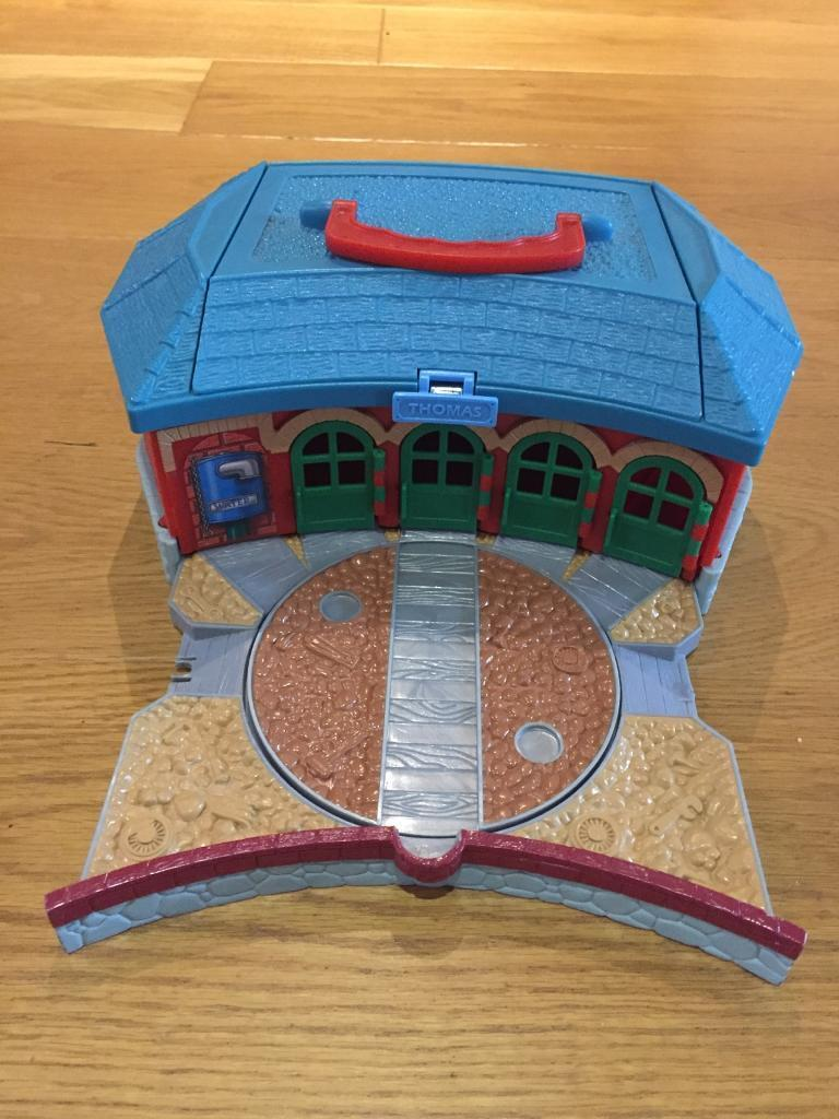 Thomas & Friends Tidmouth Sheds Carry Case