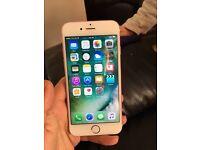 iPhone 6s gold 16 unlocked