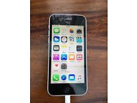 Apple iPhone 5c White 16GB ** Unlocked to all Networks **