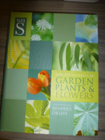 Encyclopedia of Garden Plants and Flowers 864 pages