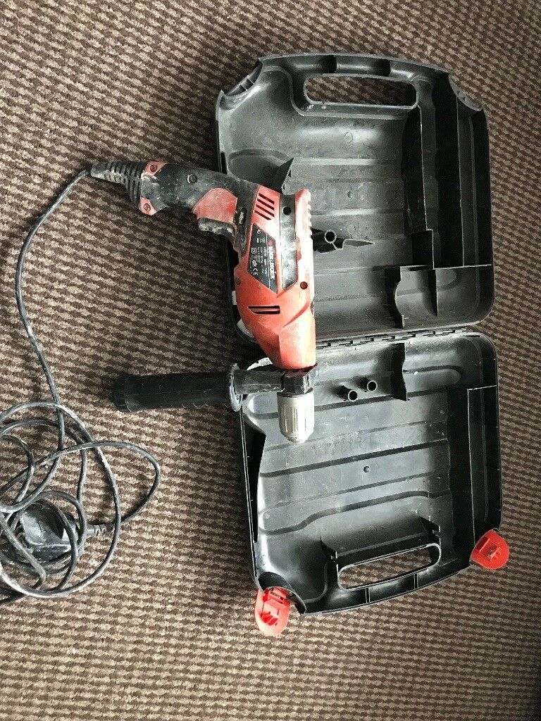 Black and Decker Corded Hammer Drill