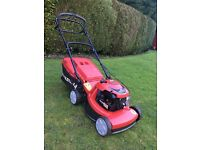Mountfield Turbo SP480 self propelled lawnmower (serviced)