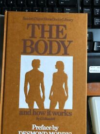 BOOK ON THE BODY