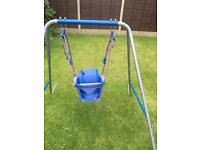 Baby or toddlers swing