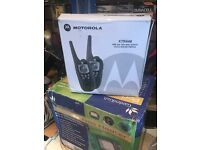 Motorola two way radio