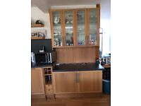 Ikea kitchen- units, work tops Appliances not included. Best offer buyer to dismantled and remove