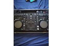 Pioneer DDJ-S1 DJ Controller + flight case + Serato mixing software