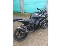 Kawasaki ex250r ninja spares repairs £900 NO OFFER