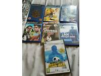 Selection football games for ps 2