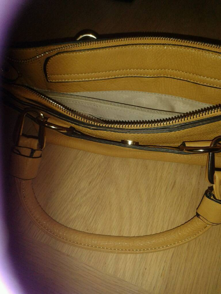 Lovely Tan Handbag
