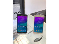 SAMSUNG NOTE 4 32GB AS NEW CONDITION UNLOCKED WITH RECEIPT AND WARRANTY