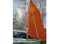 Laser Vago XD Sailing Dinghy