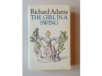 Near fine first edition of The Girl in a Swing by Richard Adams