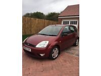 2002 Ford Fiesta 1.4 Petrol Zetec New Shape 5 Months Mot 113k Service All Papers Great Condition Car