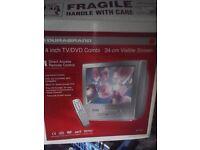 """14"""" TV/DVD combi unit"""
