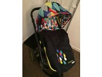 Cosatto travel system £80 pram/pushchair and bag