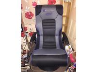 Gaming chair and controller