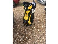 Nike sq golf bag