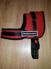 Dog harness (new)