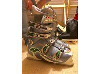 Nordica Ski Boots Size uk 6.5/ 25.5 excellent condition