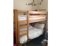 Used Junior bunk bed