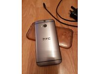 Htc M one 8 handset for sale, O2 only