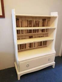 Stag shabby chic bookcase