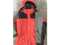 The North Face Hydroseal jacket.