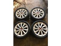 Citroen alloy wheels 17