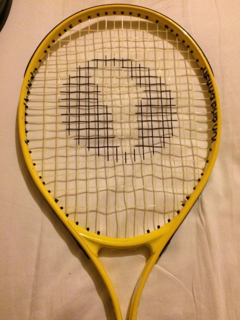 Junior tennis racquet 23 inches