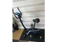 Exercise Bike- Roger black