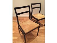 Marais Dining Chairs by Swoon Editions. Set of 2, bargain!