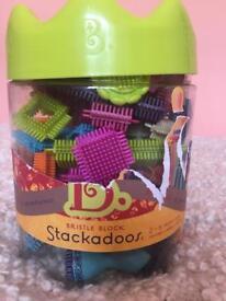 Stocados blocks