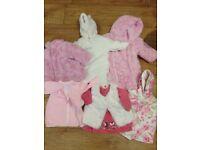 Baby girl Newborn - 3 months bundle